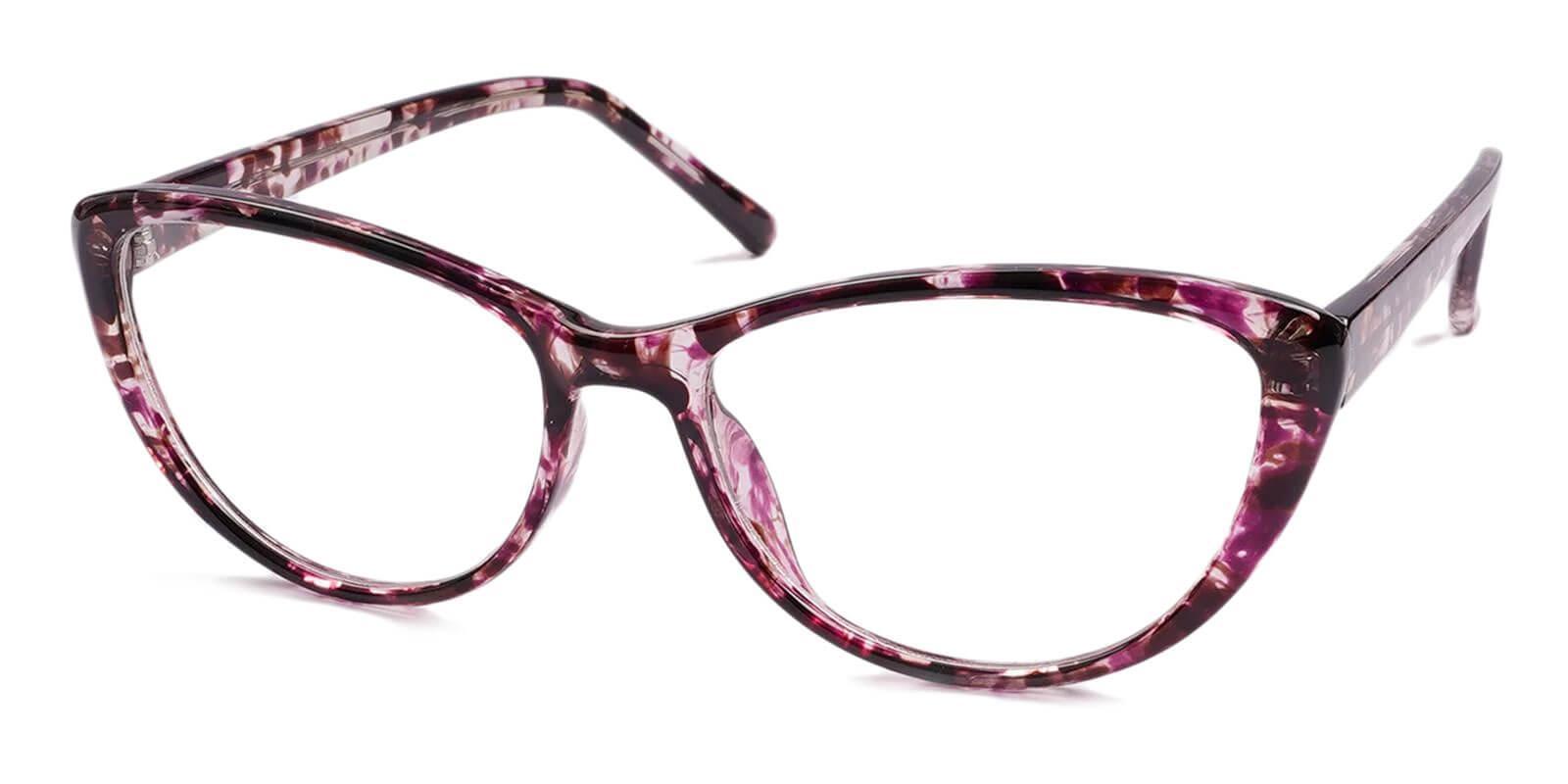 Slackey-Purple-Oval / Cat-Acetate-Eyeglasses-additional1