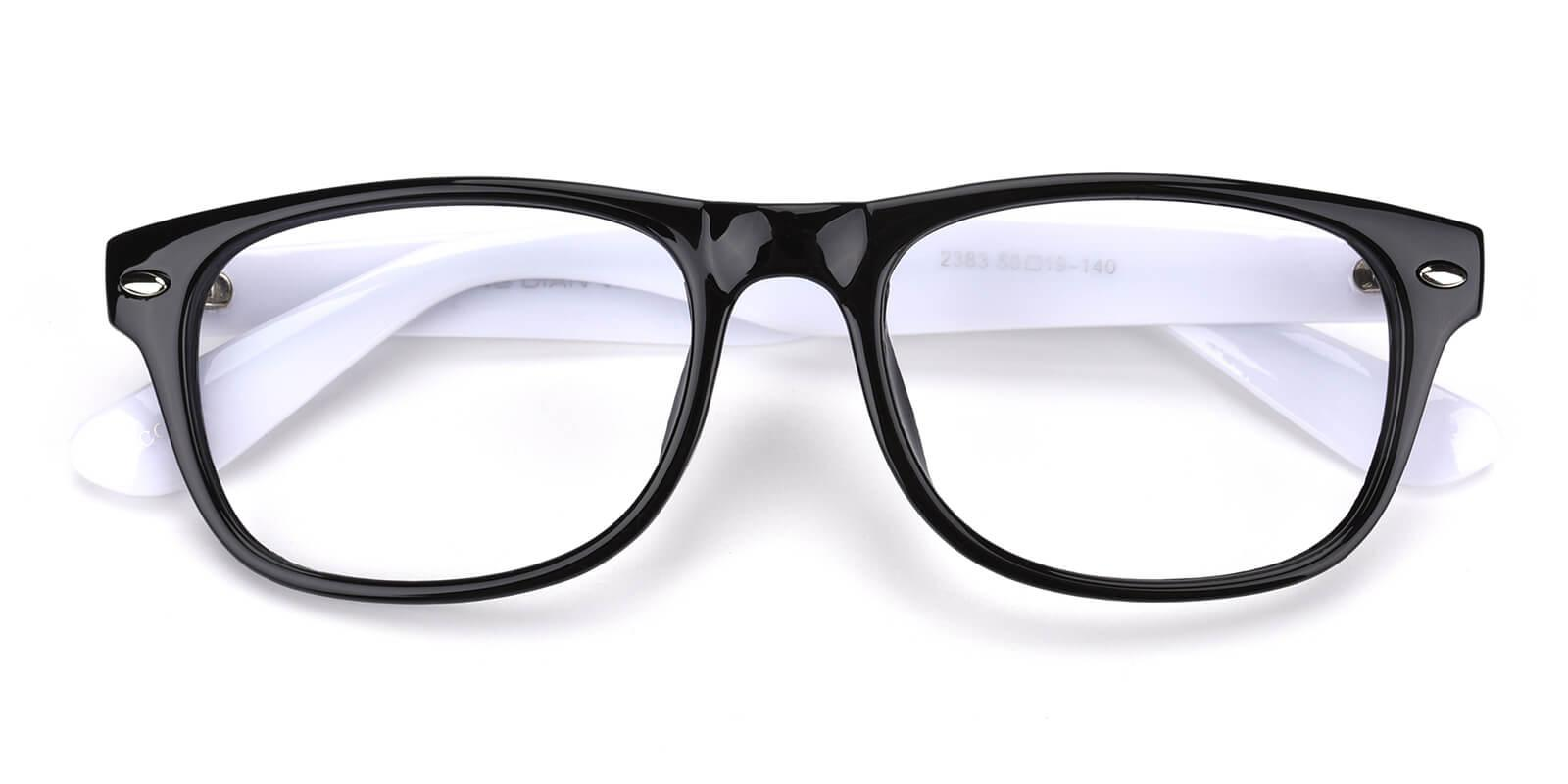 Madison-Multicolor-Square-Plastic-Eyeglasses-detail