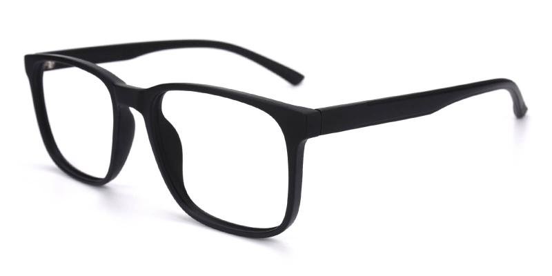 Braxton-Black-Eyeglasses