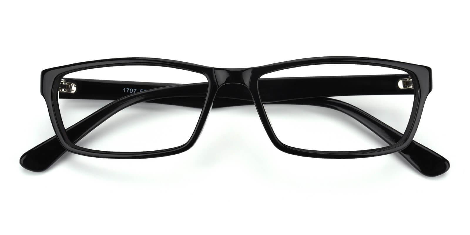 Brandon-Black-Rectangle-Acetate-Eyeglasses-detail