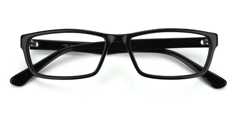 Brandon-Black-Eyeglasses