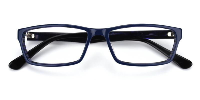 Brandon-Blue-Eyeglasses