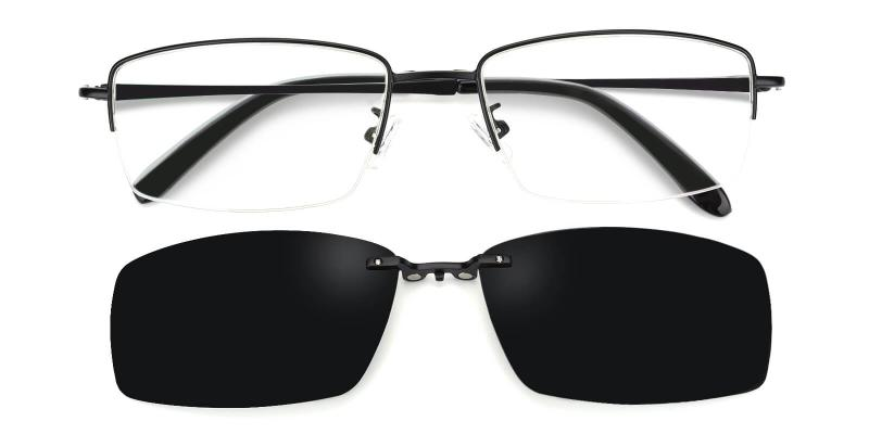 Ray-Black-Eyeglasses