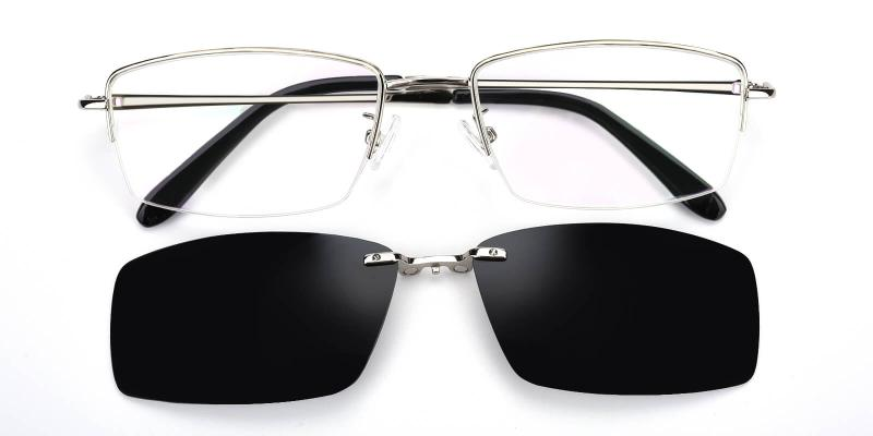 Ray-Silver-Eyeglasses