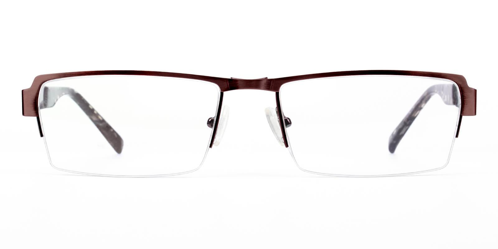Zoey-Brown-Rectangle-Metal-Eyeglasses-additional2
