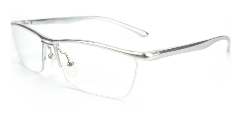 Vauseper-Silver-Eyeglasses