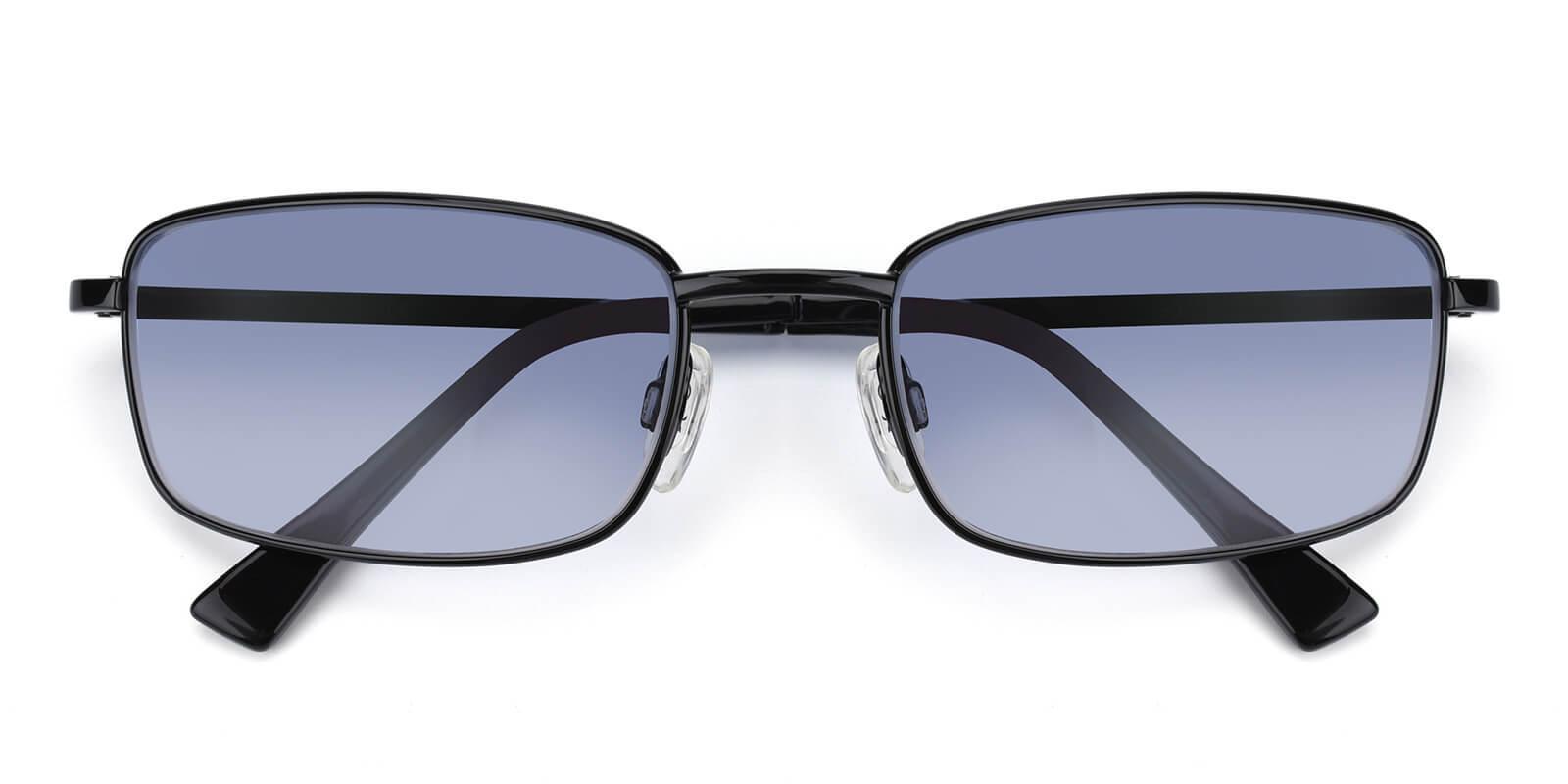 Cheynish-Black-Rectangle-Metal-Sunglasses-detail