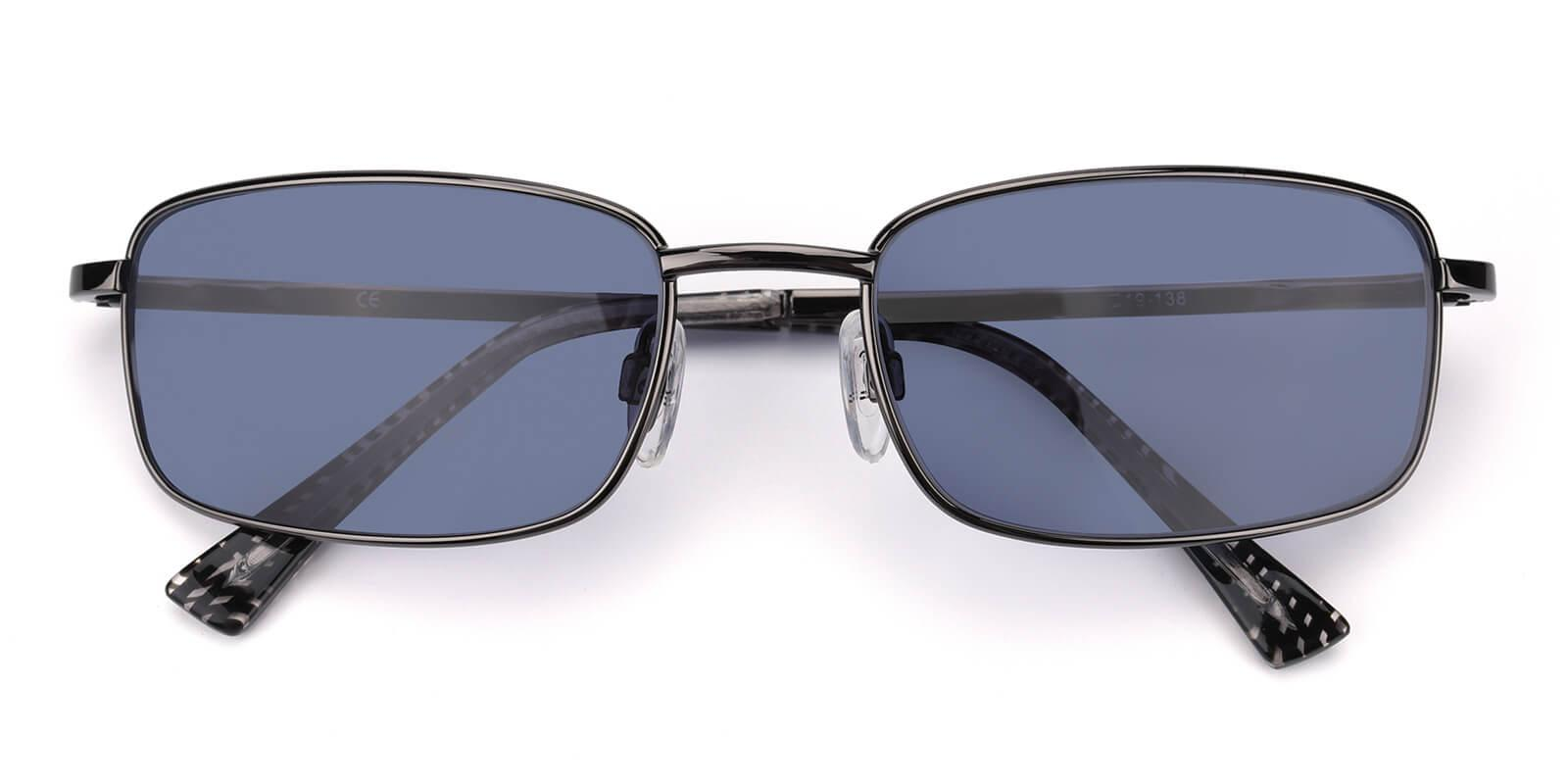Cheynish-Gun-Rectangle-Metal-Sunglasses-detail