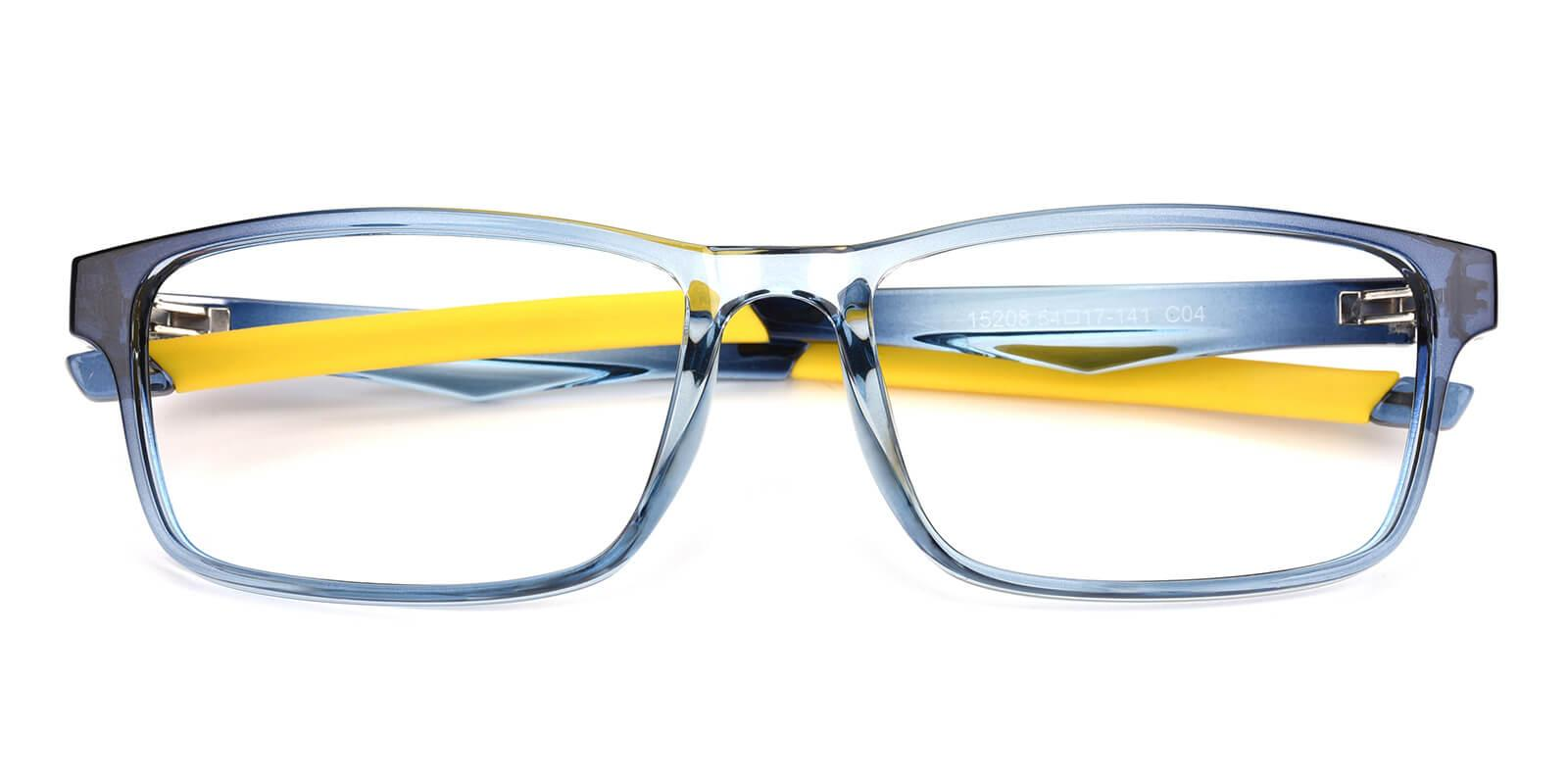 Keionta-Blue-Rectangle-TR-SportsGlasses-detail